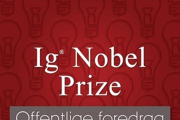 UDSAT: Ig Nobel Prize: first laugh, then think (via livestream fra Aarhus Universitet)