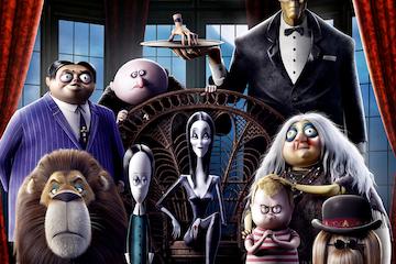 Familien Addams - Dansk tale