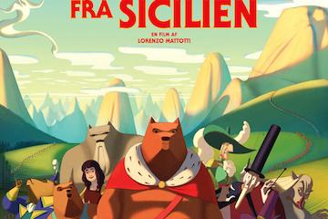 Bjørnene fra Sicilien - Dansk tale
