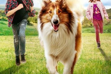 Lassie kommer hjem - Med dansk tale