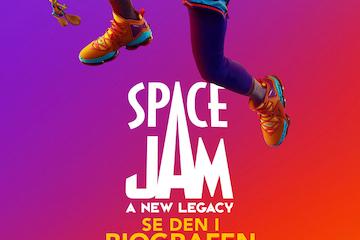 Space Jam: A New Legacy - Med dansk tale