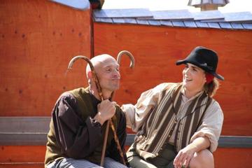 Børneteater: Klodshans med Teater Fyren og Flammen