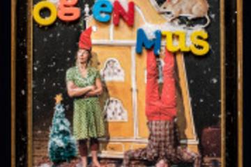 Teater for Børn. 3- 6 år. Batida m. To i et hus og en mus