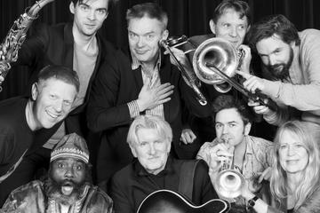 New Jungle Orchester i Søllerød Jazzklub den 2. oktober 2020