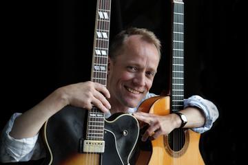 Jacob Fischer Quartet i Søllerød Jazzklub