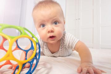 Motorik og stimulation af spædbarnet