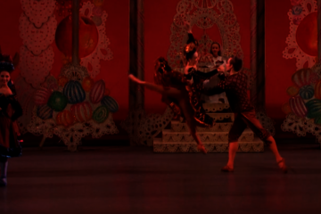 Nøddeknækkeren og julehygge: Ballet på storskærm