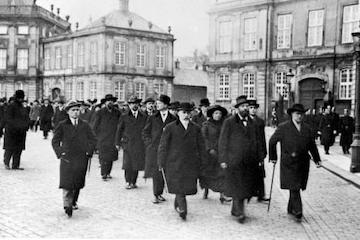 Påskekrisen 1920