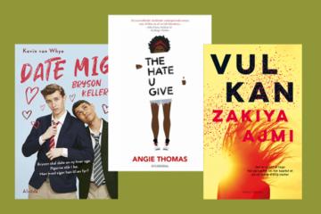 Booktalk: tween & teenager