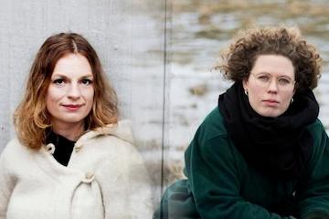 Eftertanker: Charlotte Weitze og Rakel Haslund-Gjerrild