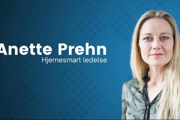 Kursus med Anette Prehn: Hjernesmart ledelse