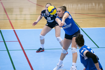 Volleyball: Holte IF - Team Køge Volley
