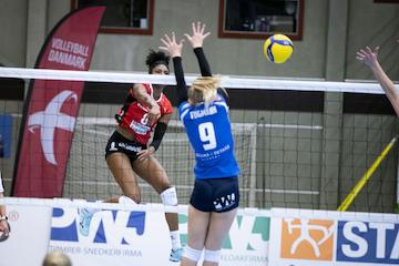 Volleyball: Holte IF - ASV Elite
