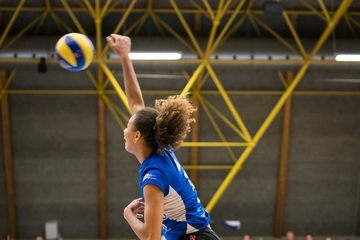 Volleyball: Holte IF - Frederiksberg Volley