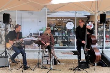 Ninas Jazz på Torvepladsen