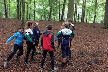 Orienteringsløb for familien og motionisten i Rude Skov