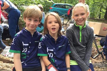 Familie- og motionsorientering i Rude Skov