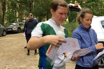 Orienteringsløb for familier og motionister i Rude Skov
