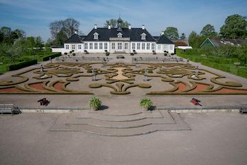 Garden Walk i Gl. Holtegaards barokhave