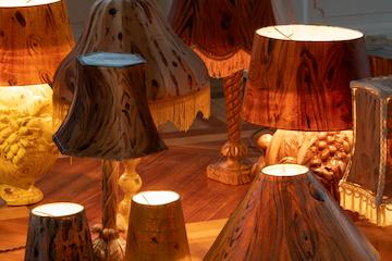 Kunst & Cider: Lampeskær på Gl. Holtegaard