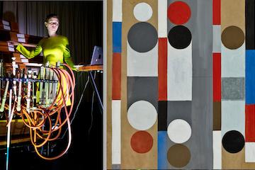 Performance: Ragnhild May: TECHNO