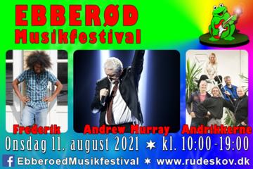 Ebberød Musikfestival 2021