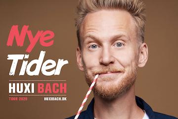 Huxi Bach - Nye Tider [Få billetter]