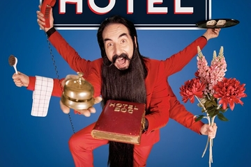 Hr. Skægs Hotel - Mantzius for BØRN