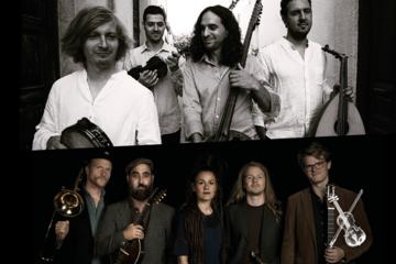 Mantzius VinterFolk: Lingua Franca Ensemble (NL) + Basco feat. Jullie Hjetland (INT)