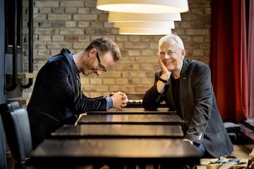 Uffe Steen Trio & Vestbo Trio + Food & Wine i Restaurant Mantzius - Jazzselskab Mantzius
