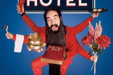 [Ny dato] Hr. Skægs Hotel [Få billetter] - Mantzius for BØRN