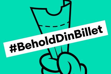 Støt dit lokale spillested - #BeholdDinBillet