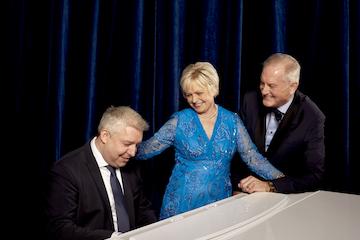 NY dato: Keld & Hilda - 60 + 40 = 100 år Jubilæums Show