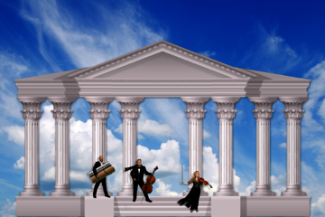 Golden Days: Rudersdal Kammersolister - Antikken i musikken