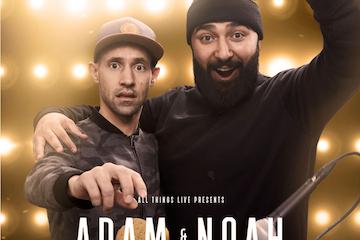 Adam & Noah - Farvel og Tjak [Udsolgt]