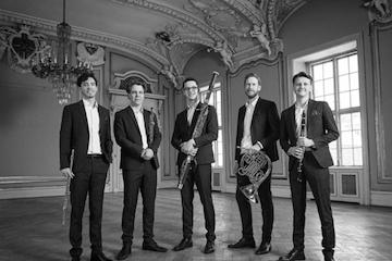 Carl Nielsen Kvintetten - BirKam