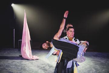 Knud Romers ABC: Et musikalsk dansealfabet - Mantzius for BØRN [Få billetter]