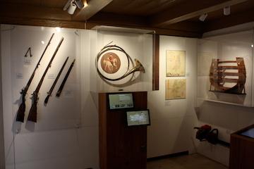 Mothsgårdens permanente udstilling