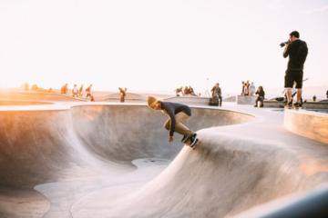 Drop ind - Rudersdal Skatepark