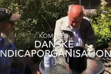 Danske handicaporganisationer inviterer til netværksmøde