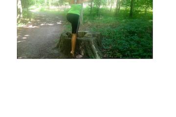Skovfullness: Stress ned og stræk ud