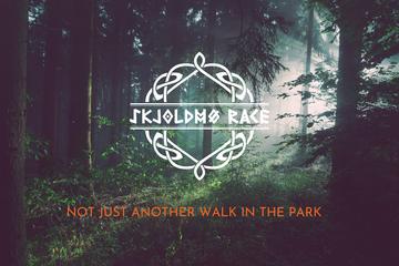 Skjoldmø Race 2020, Rude skov