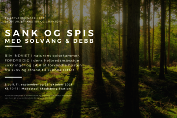 Sank & Spis med Solvang & Debb - Grantur