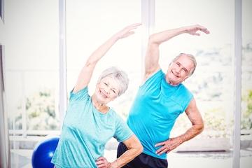 (-H) Frisk motion uden liggende gulvøvelser