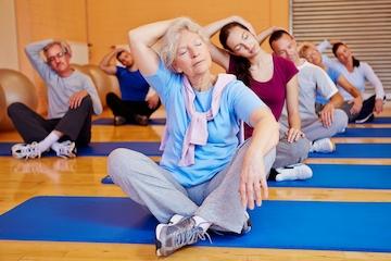 (-H) Bevæg dig med osteoporose - nu som før