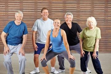 (-H) Glad krop med motion og musik